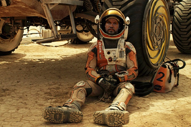 Mark Watney? More like Mark Wahlberg.